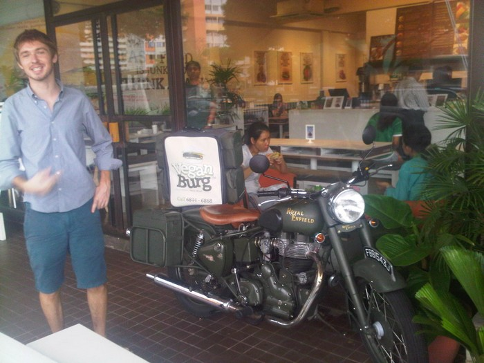 The Most Royal Enfield
